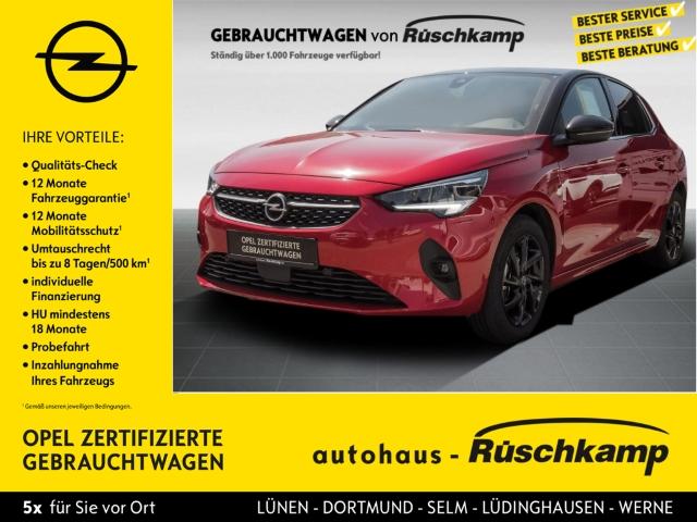 Opel Corsa F Elegance 1.2 Park&Go LED Klimaauto. Winterp. EU6d, Jahr 2020, Benzin