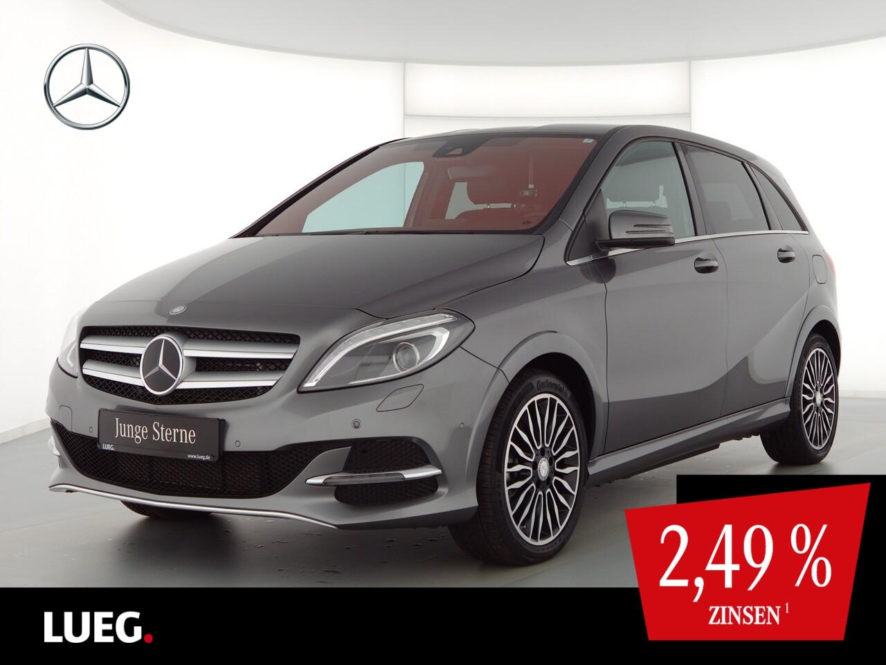 Mercedes-Benz B 250 finanzieren