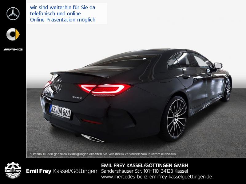 Mercedes-Benz CLS 450 4M AMG+Night+Distro+MBeam+Widescreen, Jahr 2020, Benzin