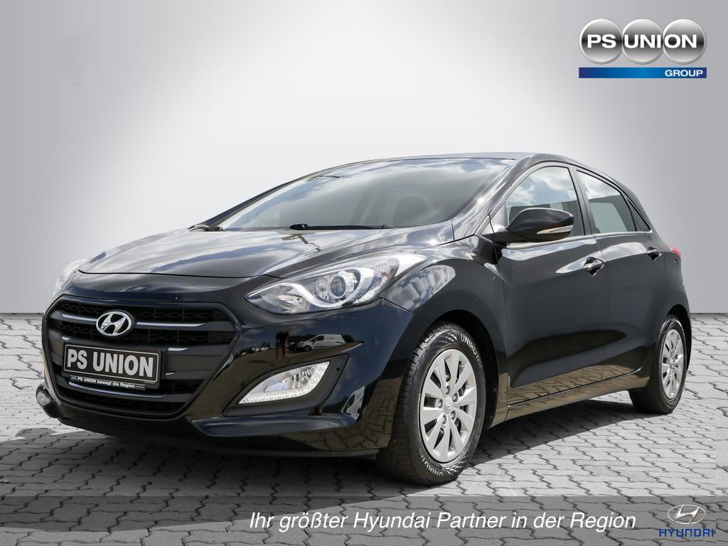Hyundai i30 1.4 Trend blue, Jahr 2016, Benzin