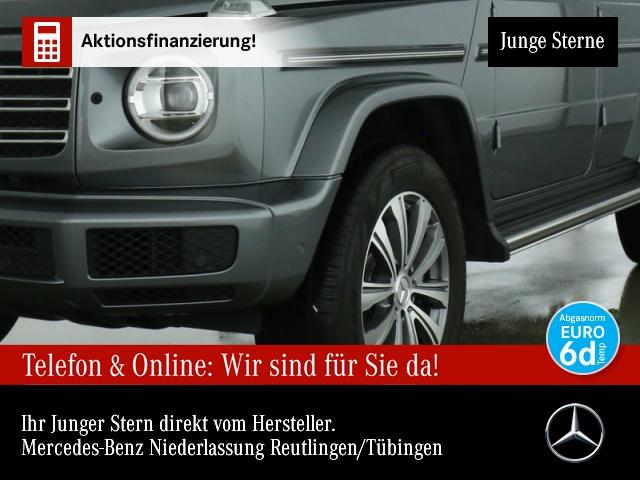 Mercedes-Benz G 500 WideScreen 360° Stdhzg Multibeam Burmester, Jahr 2019, Benzin