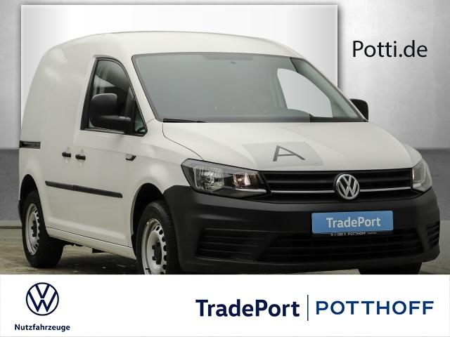 Volkswagen Caddy Kasten 2.0 TDI 1.Hand/Scheckheft/Heckt ren, Jahr 2017, Diesel