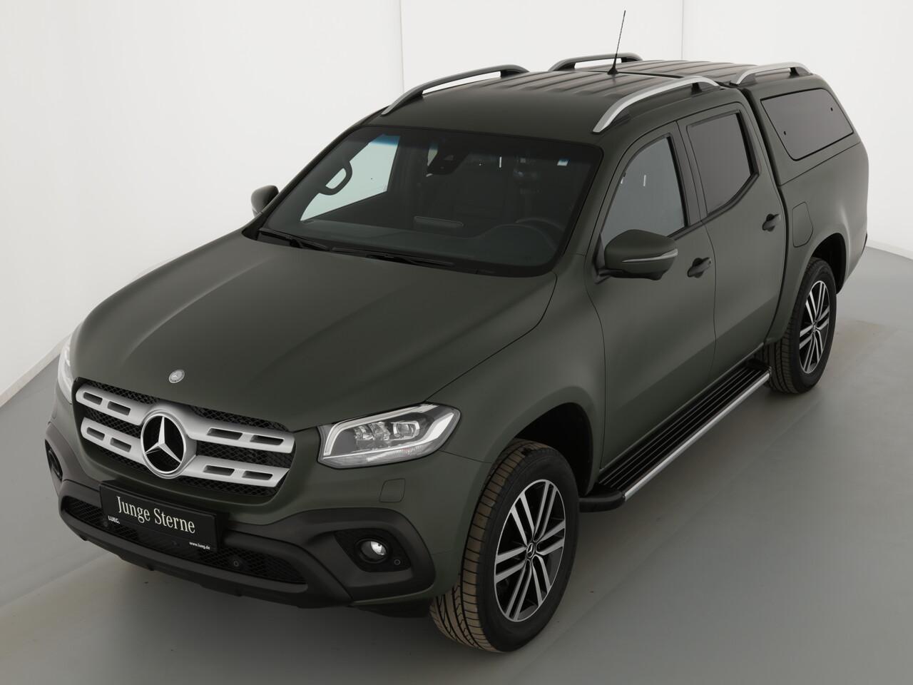 Mercedes-Benz X 350 d 4M Power Edition, Jahr 2019, Diesel