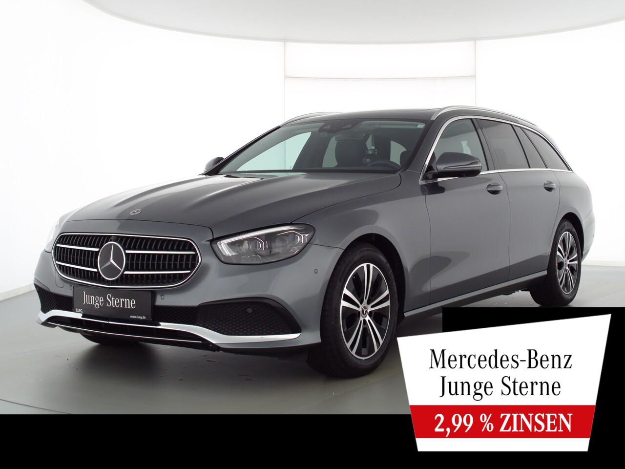 Mercedes-Benz E 220 d T 4M Avantgarde+MBUXHighE+SHD+Mbeam+360°, Jahr 2020, Diesel