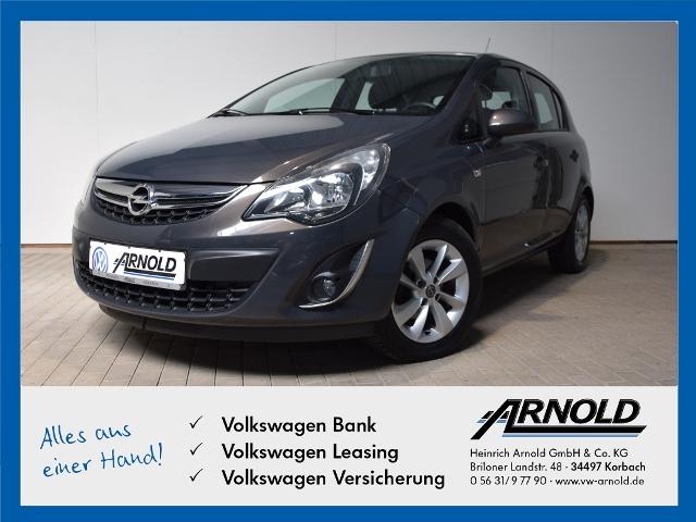 Opel Corsa Energy, Jahr 2014, Benzin