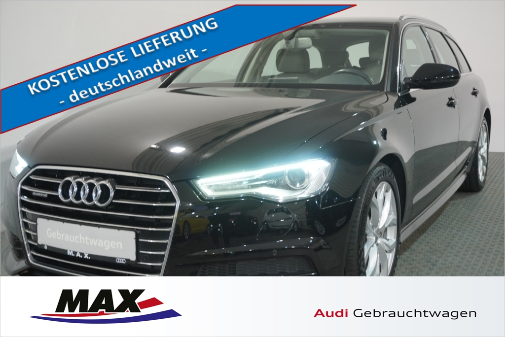 Audi A6 Avant 3.0 TDI quattro XENON NAVI ALU 1,99%, Jahr 2016, Diesel