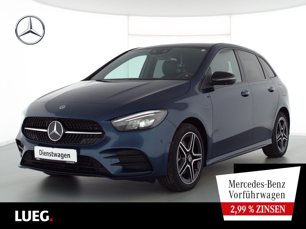 Mercedes-Benz B 250 e EDITION2020+AMG+PANO+360°+AHK+TOTW+LED, Jahr 2021, Hybrid