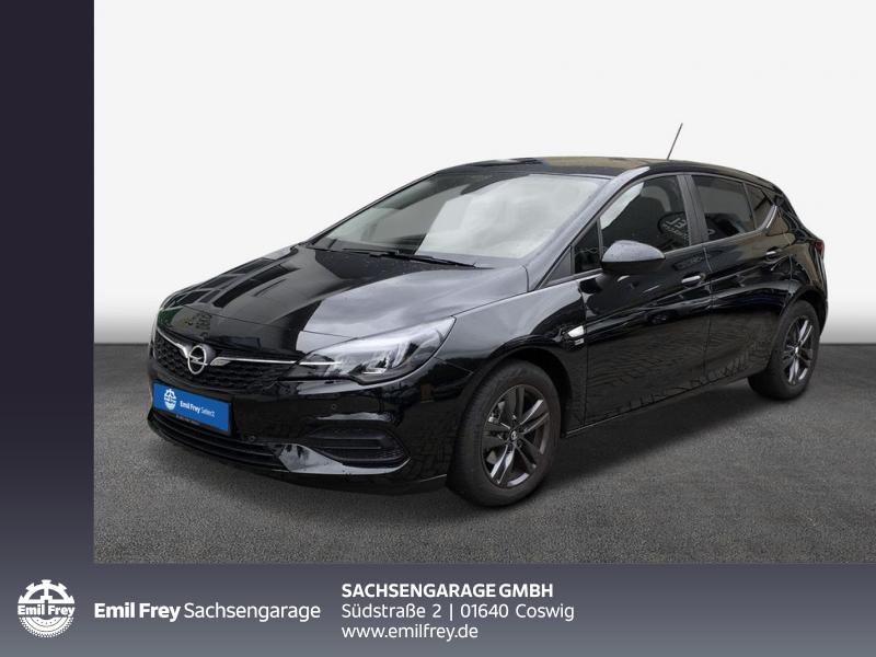 Opel Astra 1.2 T / 120 Jahre 96 kW, 5-türig, Jahr 2020, Benzin