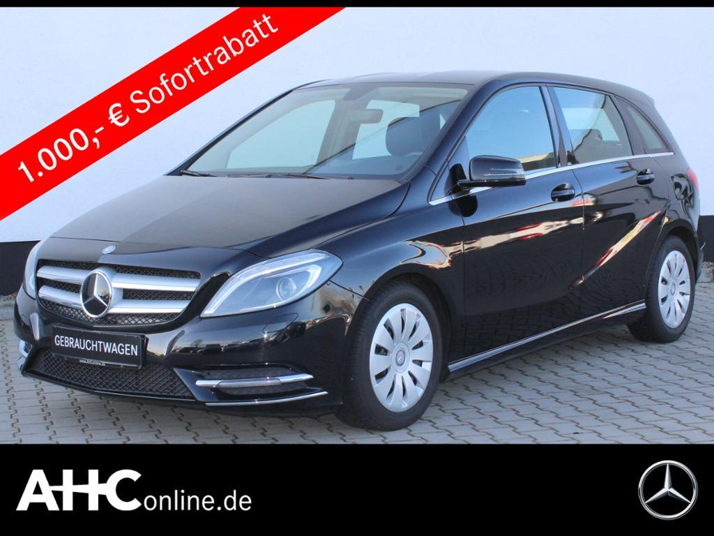 Mercedes-Benz B 200 BE BI-XENON+SPORT-PAKET+KAMERA+SH+CD..., Jahr 2013, Benzin