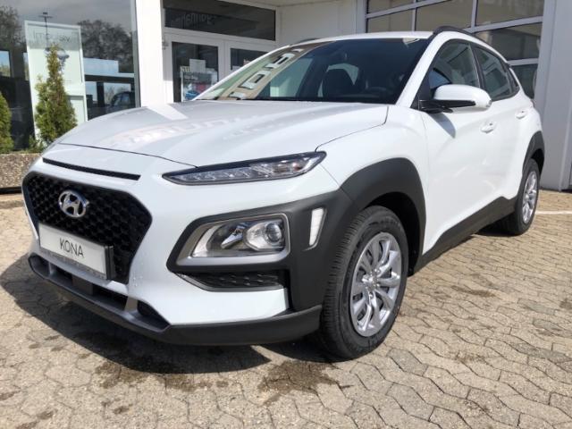 Hyundai Kona 1.0 T-GDI Select LED-Tagfahrlicht Multif.Lenkrad RDC Alarm Klima Temp Soundsystem, Jahr 2018, Benzin