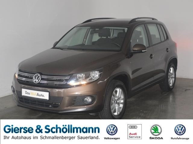 Volkswagen Tiguan 1.4 TSI Trend & Fun (AHK ParkAssist), Jahr 2012, Benzin