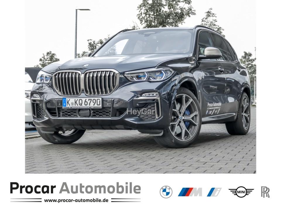 BMW X5 M50d Innovationsp. Sport Aut. Panorama AHK, Jahr 2020, Diesel
