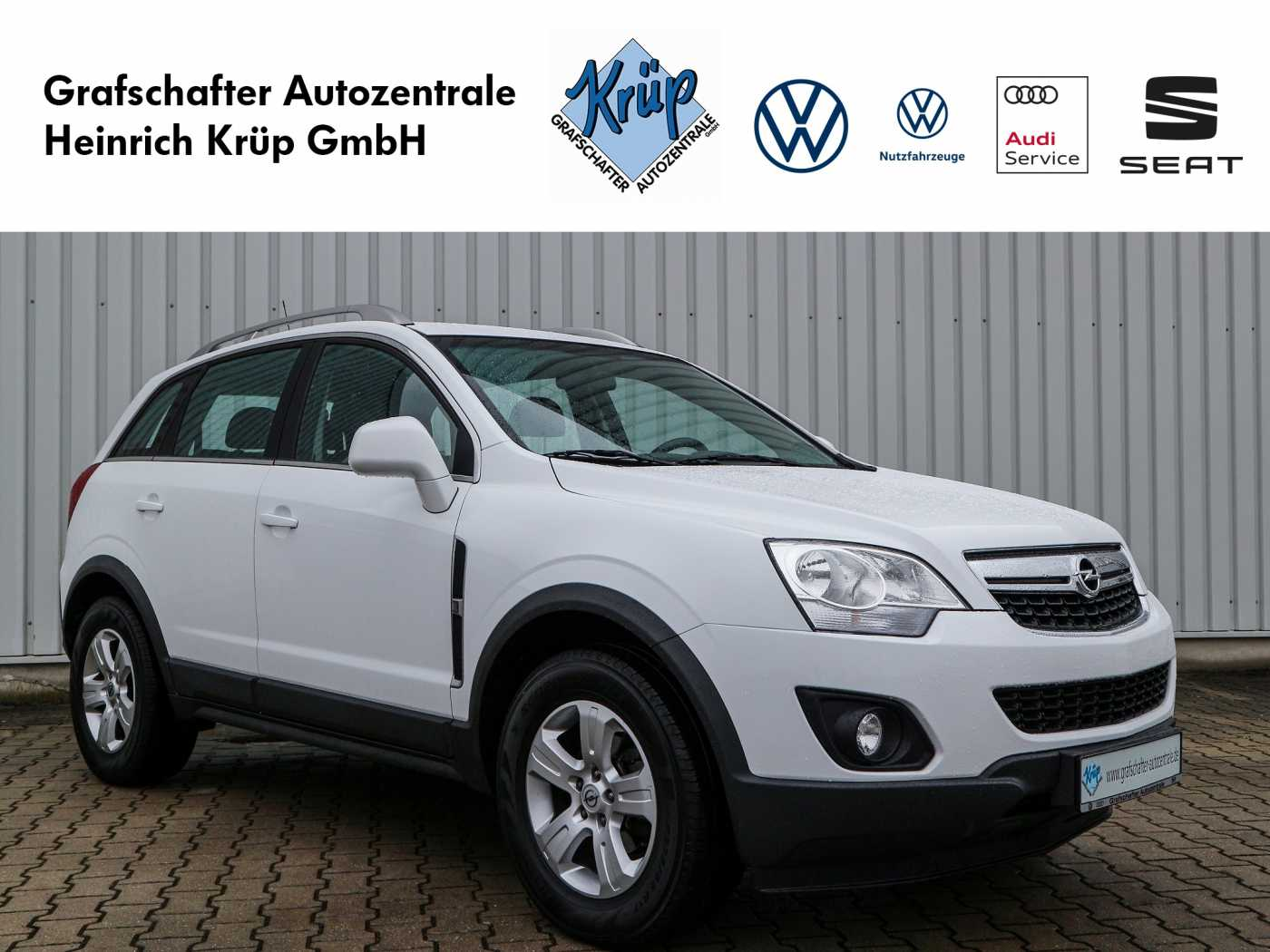 Opel Antara 2.2 CDTI ecoFLEX Start/Stop Selection, Jahr 2014, Diesel