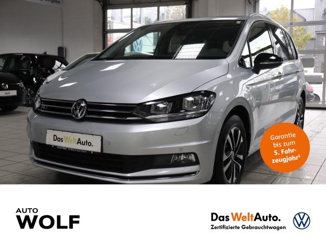 Volkswagen Touran IQ.DRIVE 1.0 TSI BMT Start-Stopp EU6d-T Navi StandHZG Kurvenlicht ACC, Jahr 2019, Benzin