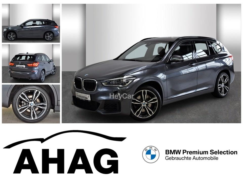 BMW X1 xDrive25i A M Sport Sport Aut. Panorama AHK, Jahr 2017, Benzin