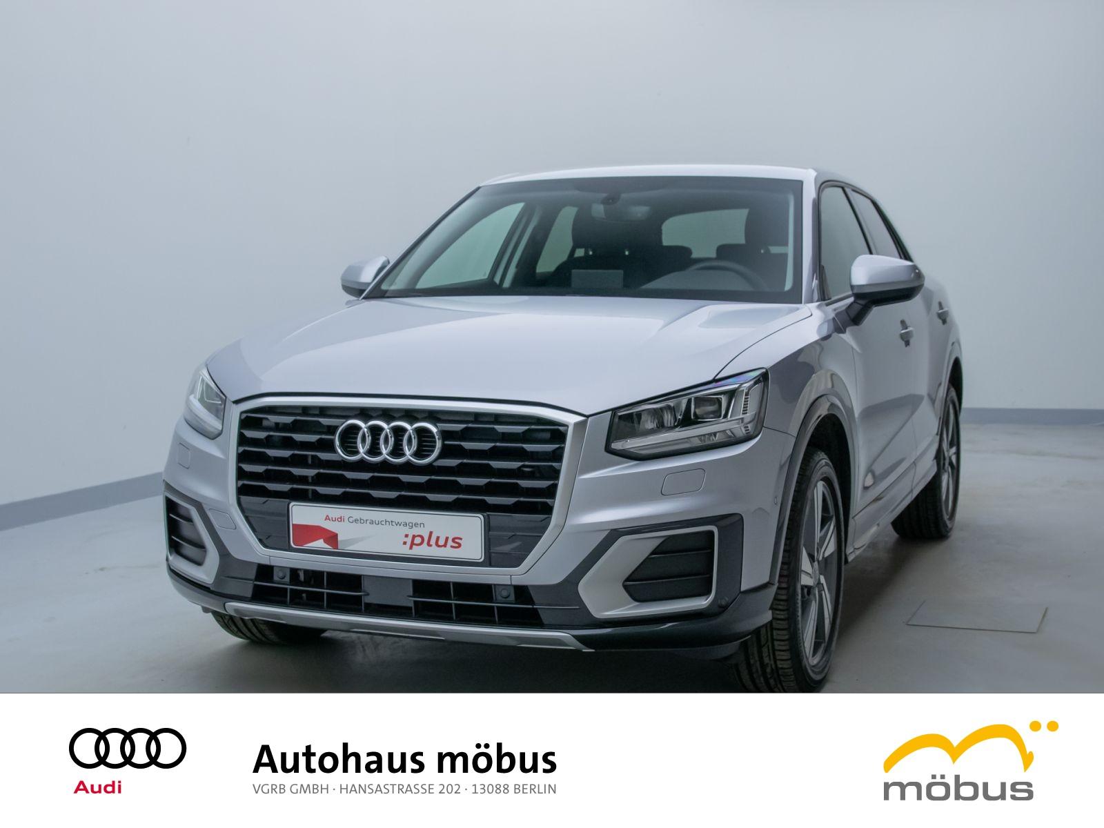 Audi Q2 design 30 TFSI S-TRO*LED*PDC*NAV*SHZ*GRA*MFL, Jahr 2020, Benzin