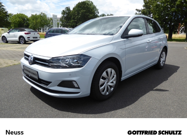 Volkswagen Polo VI 1.0 NAVI TOUCH FRONT-ASSIST KLIMA BL ISO Comfortline, Jahr 2018, Benzin