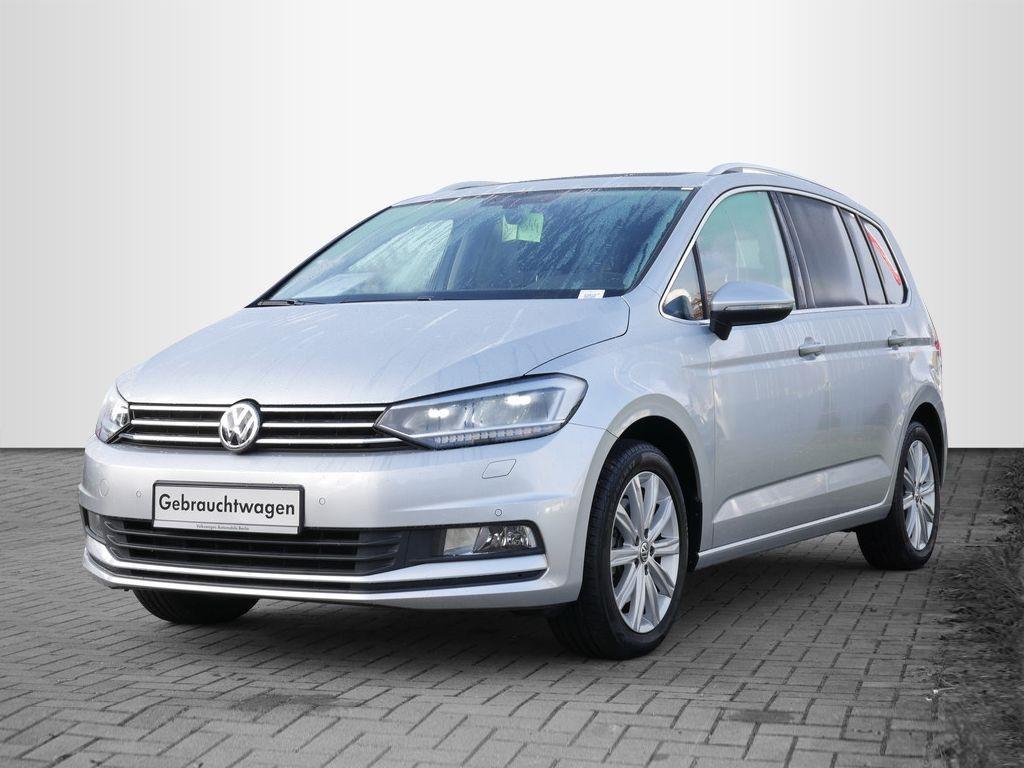 Volkswagen Touran 1.4TSI NAVI P-DACH AHK 7-Sitze, Jahr 2016, Benzin