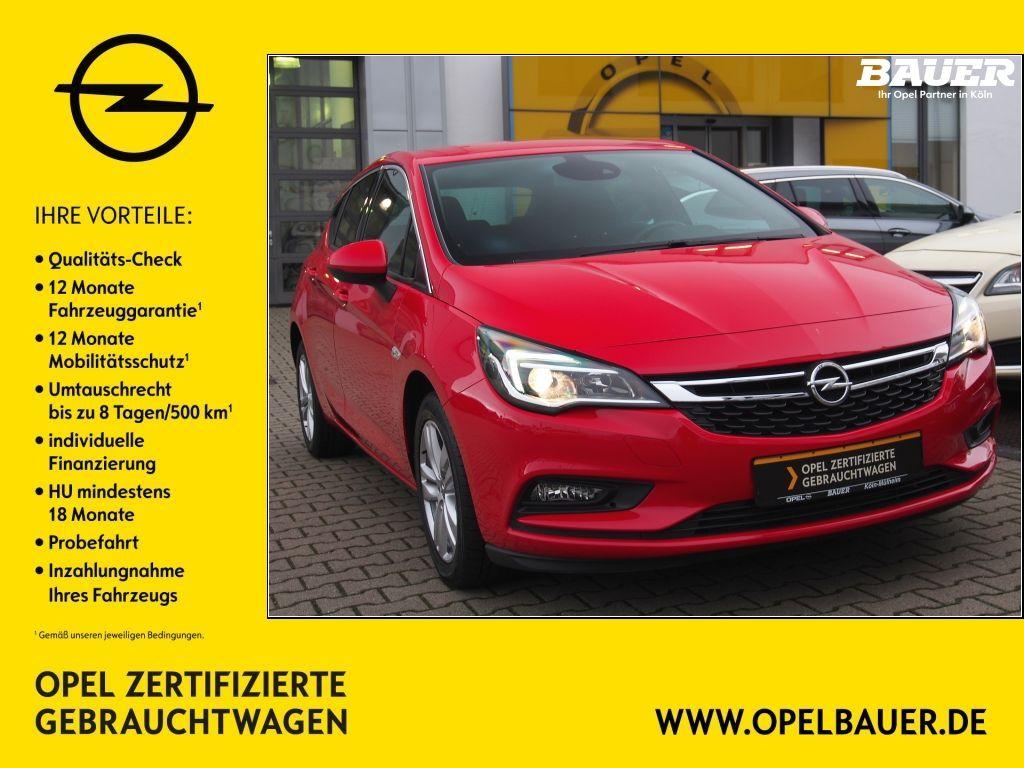 Opel Astra 1.4 Turbo Dynamic, Jahr 2016, Benzin