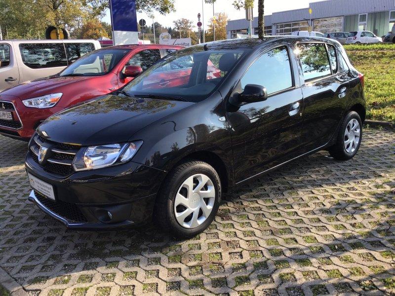 Dacia Sandero II 1.2 16V 75 Laureate, Jahr 2014, Benzin