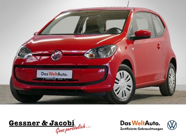 Volkswagen up! 1.0 EU6 move up! Navi Servotronic ESP Klima, Jahr 2016, Benzin