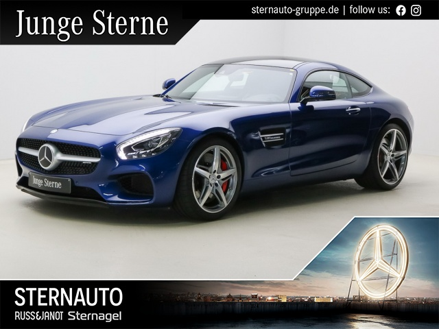 Mercedes-Benz AMG GT S Distro Pano Comand Memory Performance, Jahr 2016, Benzin