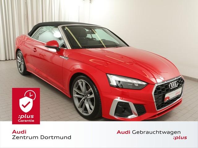 Audi A5 Cabriolet 35TDI S line/Matrix/Leder/eSitze/VC, Jahr 2020, Diesel