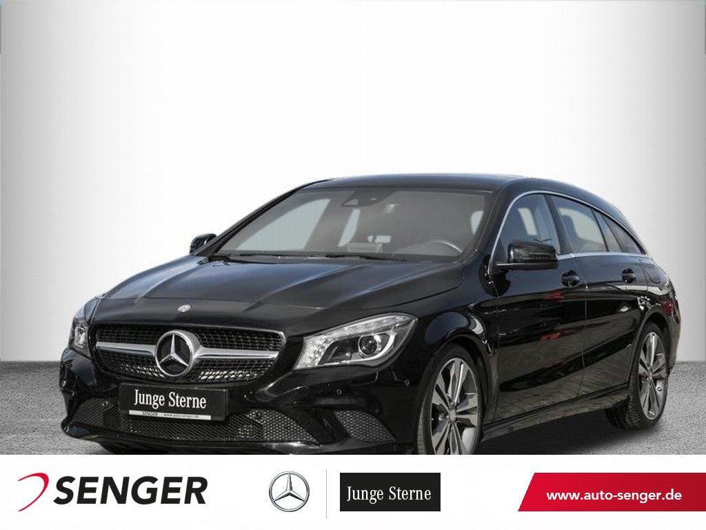 Mercedes-Benz CLA 220 d SB *Urban*7G-DCT*AHK*Xenon*Comand*PTS*, Jahr 2016, Diesel