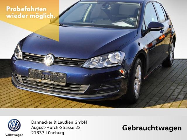 Volkswagen Golf VII 1.4 TSI Comfortline BMT 1Hd. Alu Klima, Jahr 2014, Benzin