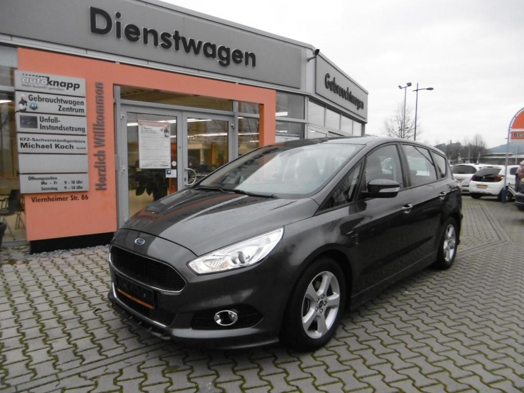 Ford S-Max 2.0 TDCi Business Start/Stopp, Jahr 2016, Diesel