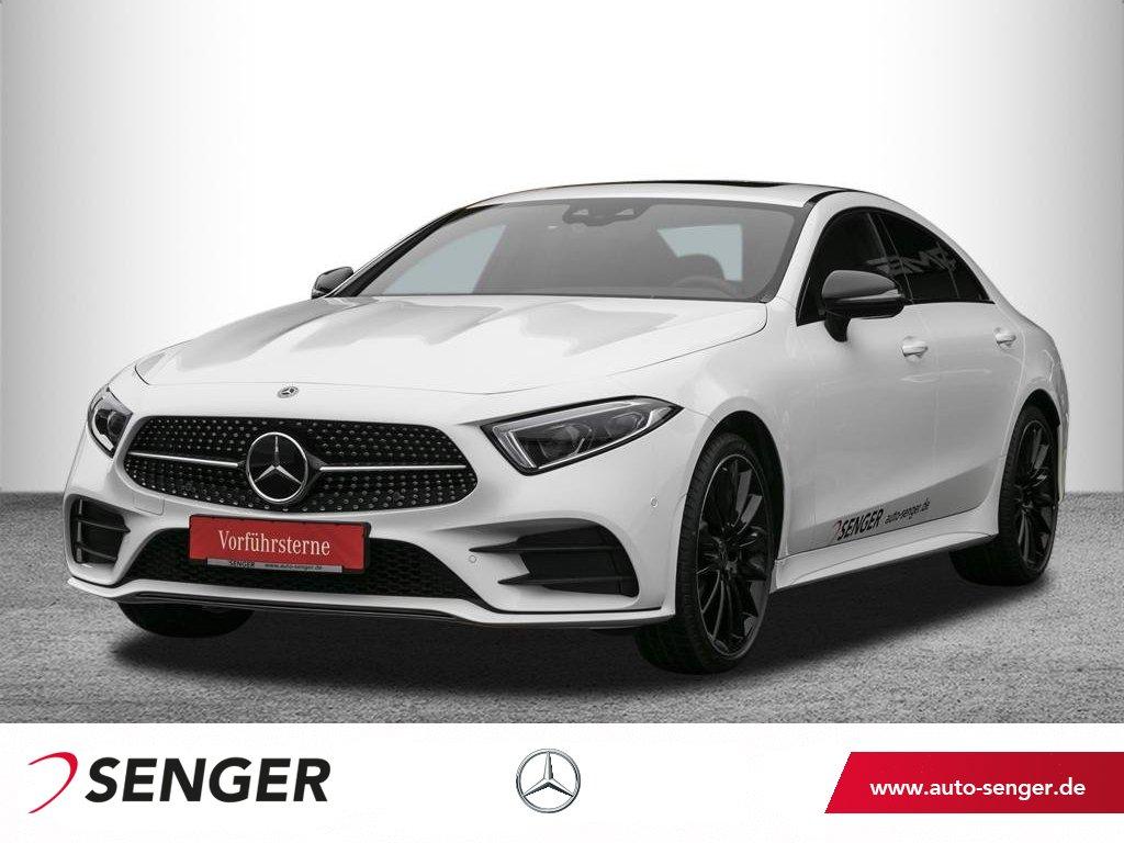 Mercedes-Benz CLS 300 d 4M *AMG*Widescreen*Schiebedach*LED*, Jahr 2021, Diesel