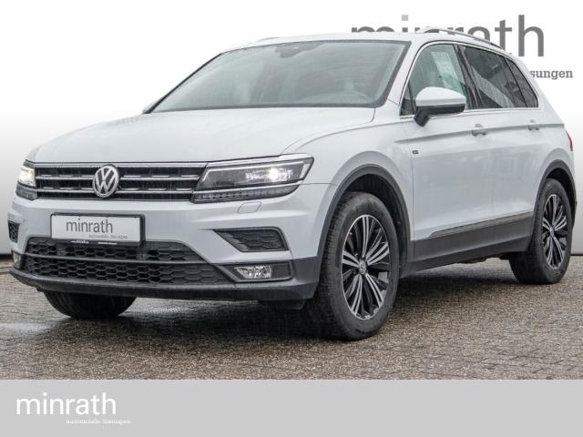 Volkswagen Tiguan Join 2.0 TDI LED Navi HUD ACC Panorama Fernlichtass., Jahr 2018, Diesel