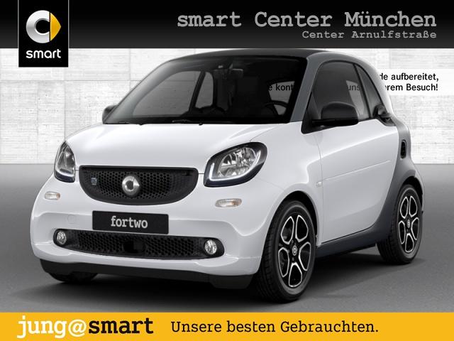 smart fortwo coupé 60kWed passion cool&Media SHZ LED, Jahr 2018, Elektro