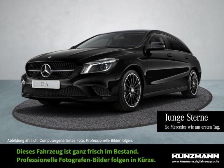 Mercedes-Benz CLA 200 d SB Urban Night Navi Bi-Xenon ParkA., Jahr 2015, Diesel