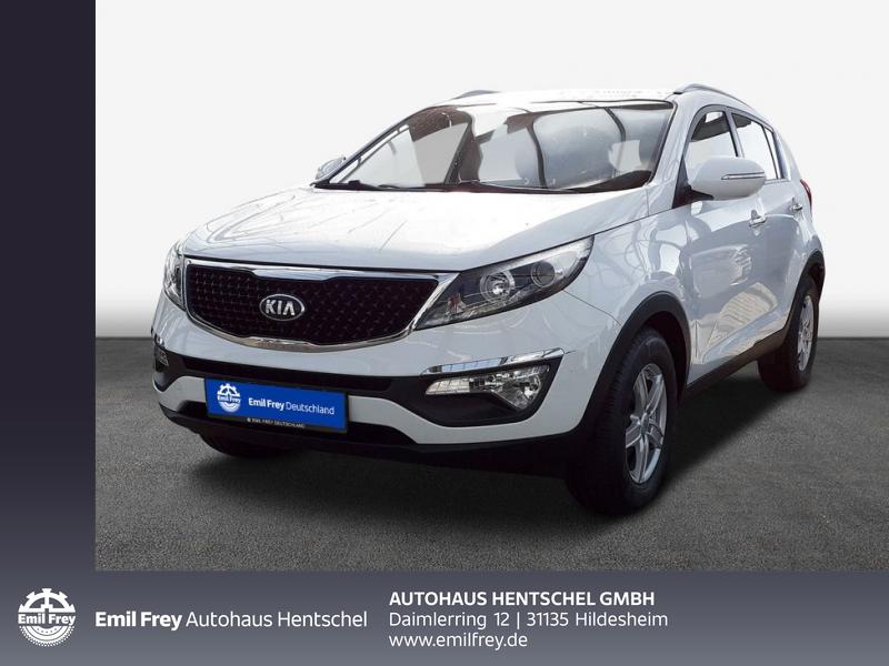 Kia Sportage 1.7 CRDi 2WD Vision, Jahr 2014, Diesel
