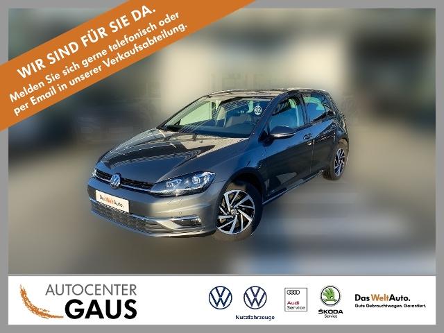 Volkswagen Golf JOIN 1.6 TDI LED Navi ACC, Jahr 2018, Diesel