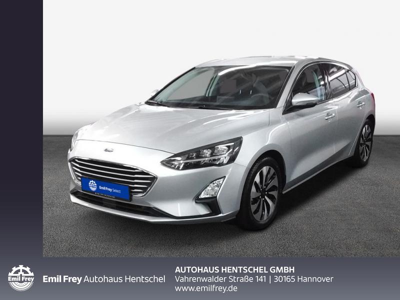 Ford Focus 1.0 EcoBoost COOL&CONNECT, Jahr 2019, Benzin