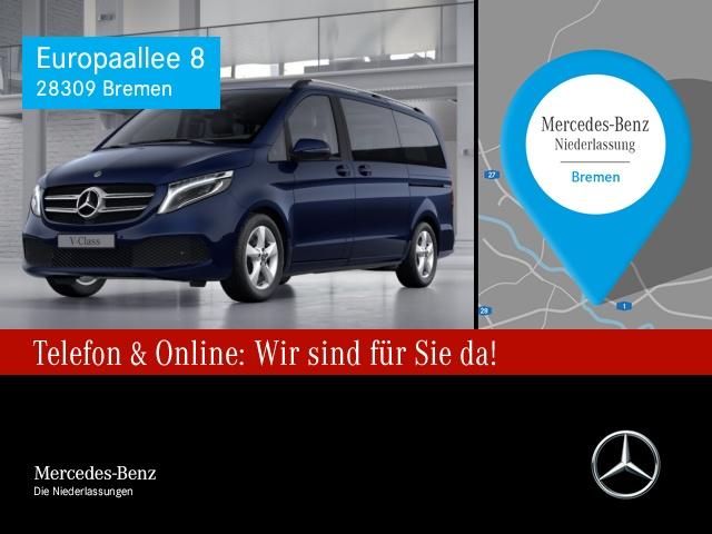 Mercedes-Benz V 250 d EDITION Lang Sportp. Comand DVD Kamera, Jahr 2019, Diesel