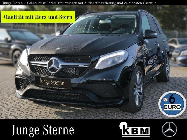 Mercedes-Benz GLE 63 AMG 4M °COMAND°DISTRONIC°LED°SHD°AIRMAT°, Jahr 2016, petrol