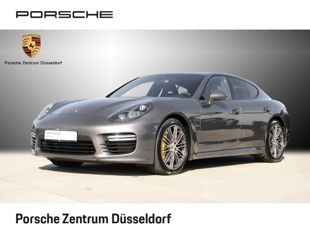 Porsche Panamera Turbo S Burmester SportabGasanlage Carbon Schiebedach, Jahr 2015, Benzin