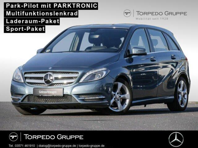 Mercedes-Benz B 180 BE XENON+PTS+SHZ+KLIMA+RADIO CD+, Jahr 2013, Benzin