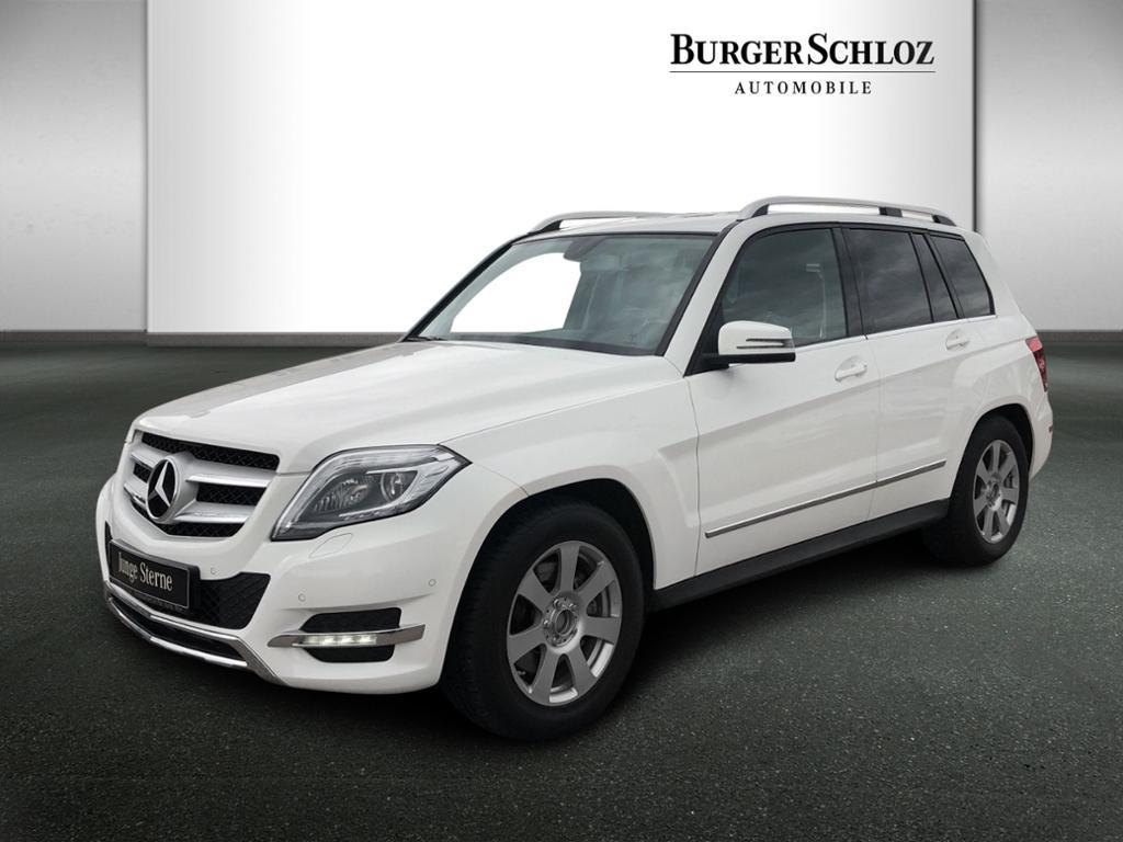 Mercedes-Benz GLK 220 CDI 4MATIC LED/AHK/Navi/PDC, Jahr 2014, Diesel