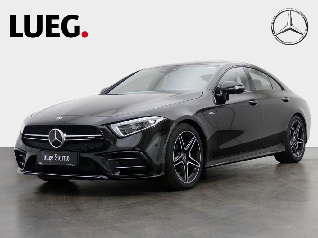 Mercedes-Benz CLS 53 AMG 4M+ COM+SHD+Mbeam+Dstr+Mem+Sitzkl+360, Jahr 2019, Benzin