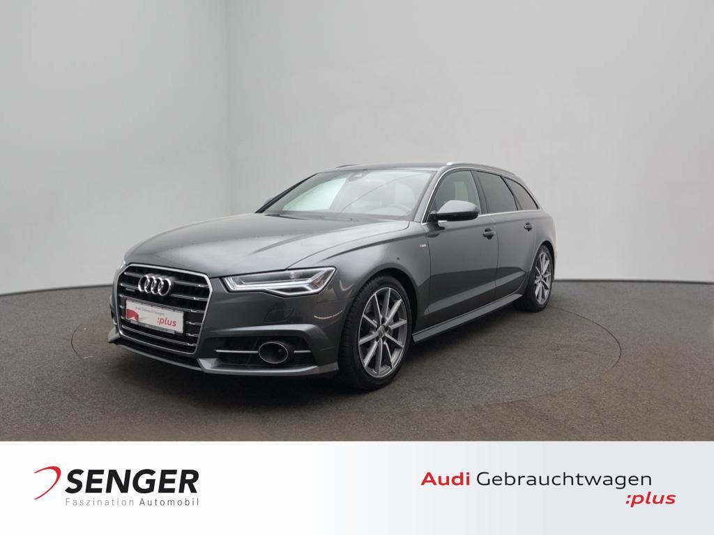 Audi A6 Avant 3.0 TDI quattro S line Kamera ACC AHK, Jahr 2018, Diesel