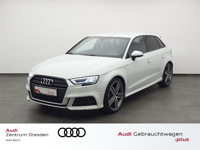 Audi A3 Sportback 1.5 TFSI S-line Matrix LED Navi, Jahr 2017, Benzin