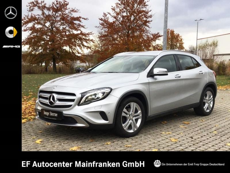 Mercedes-Benz GLA 220 CDI 7G-DCT+Spur+BiXenon+Navi+PTS+Shz+EU6, Jahr 2014, diesel
