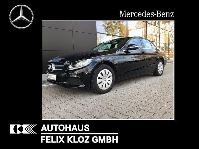 Mercedes-Benz C 180 Limousine/Navi/Park-Pilot/Kamera/Tempomat, Jahr 2014, Benzin
