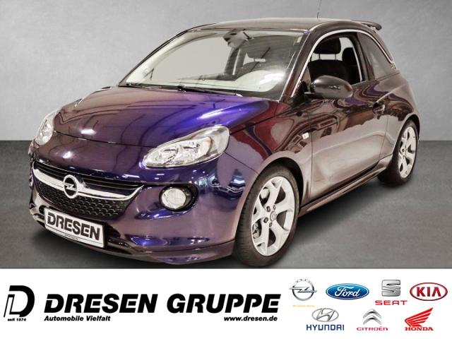 Opel Adam S 1.4-Turbo-150PS-6Gang/Intelli-Radio/PDC Sitz+LKD-Heizung/Alu-LMF+Pedale/Climatronic/BC, Jahr 2018, Benzin