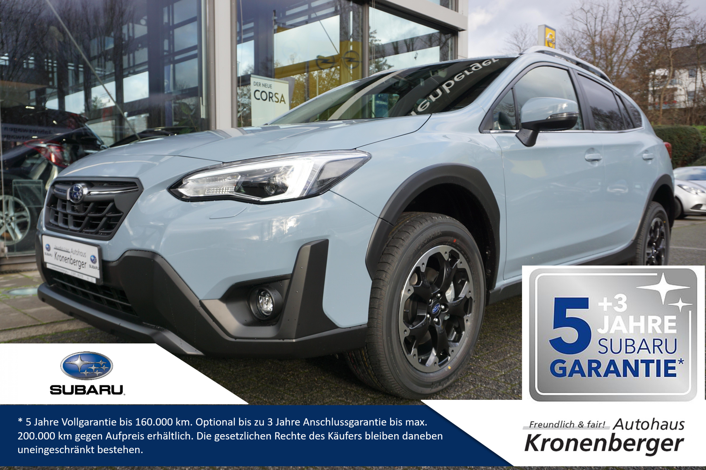 Subaru XV 1.6 Exclusive Lineartronic, Jahr 2021, Benzin