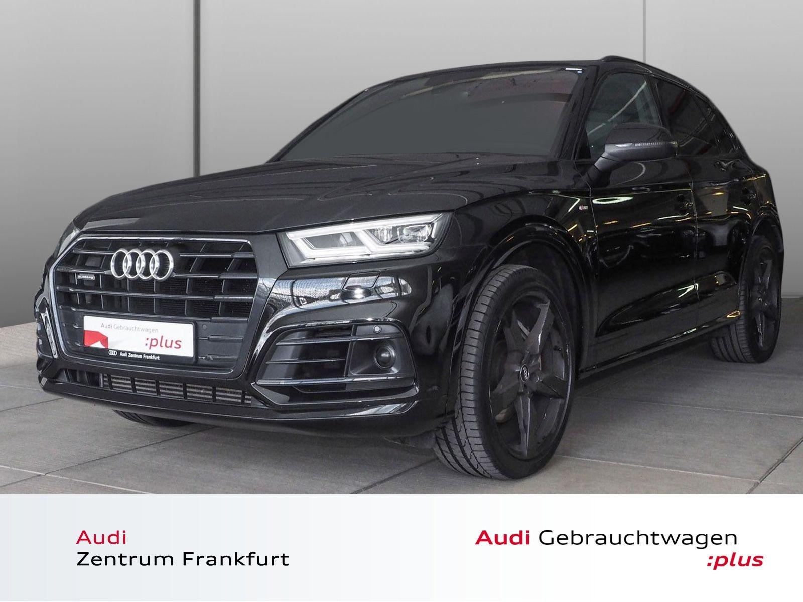 Audi Q5 3.0 TDI qu tiptr S line AHK ACC MatrixLED Pano Navii, Jahr 2017, Diesel
